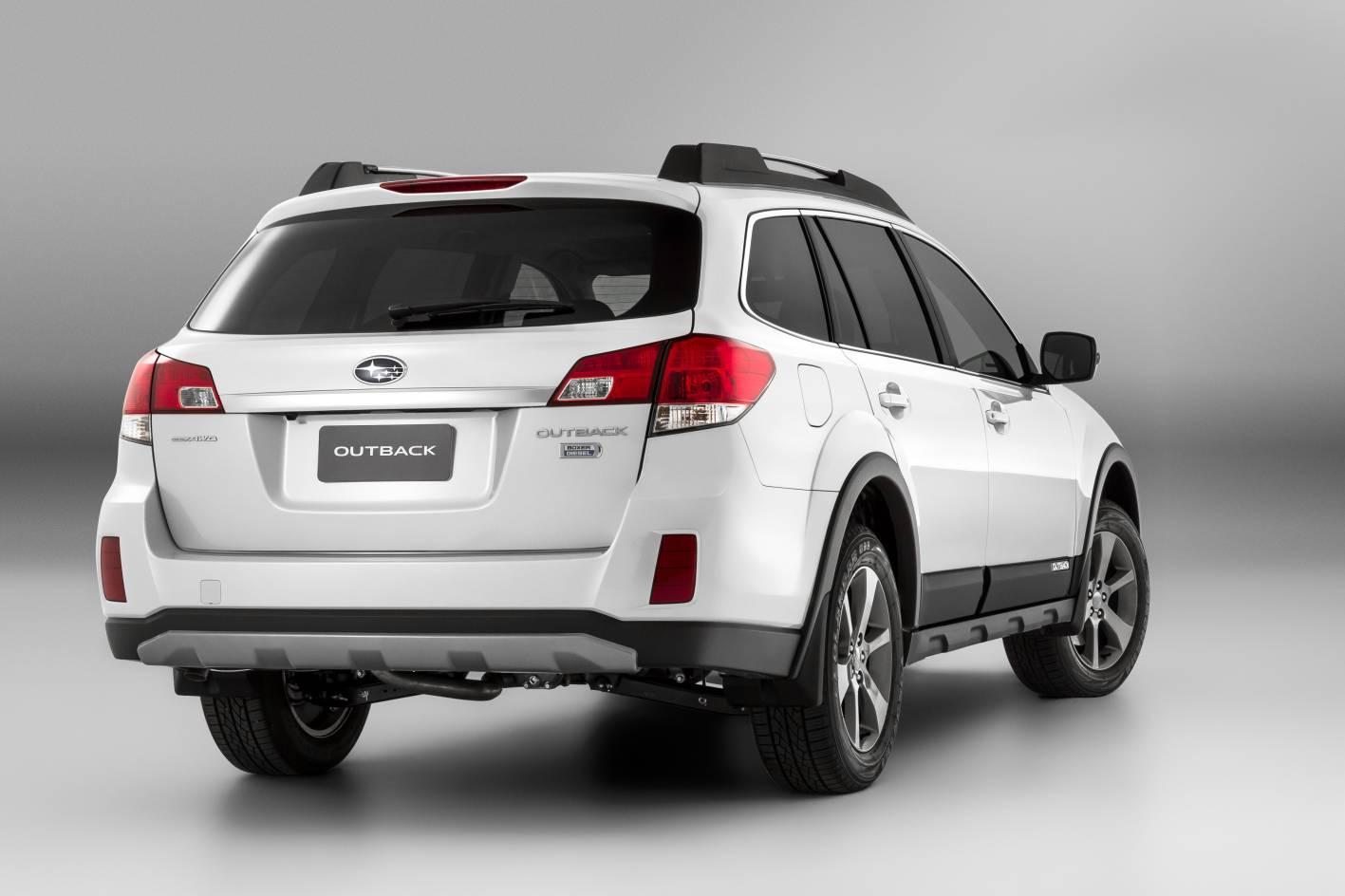 Subaru Cars News Subaru Updates 2014 Outback