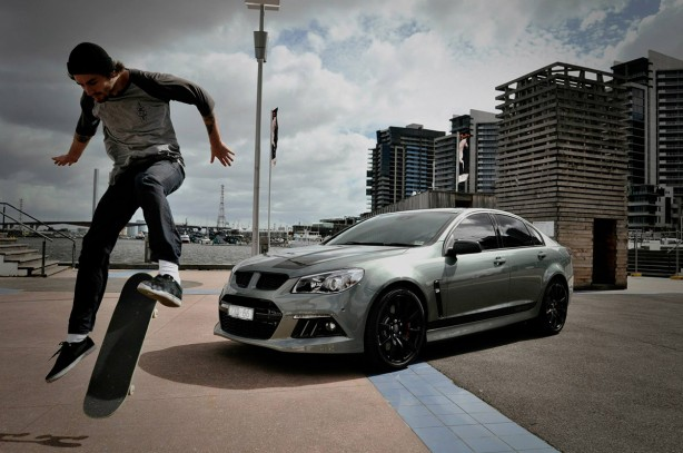 Walkinshaw Performance W375 HSV Gen F-1