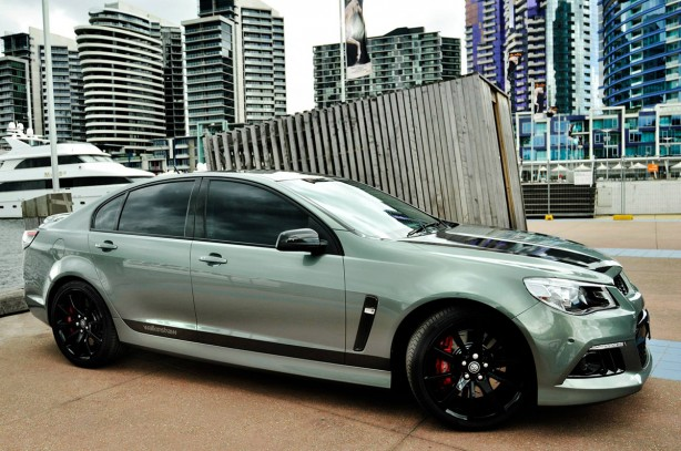 Walkinshaw Performance W375 HSV Gen F-11