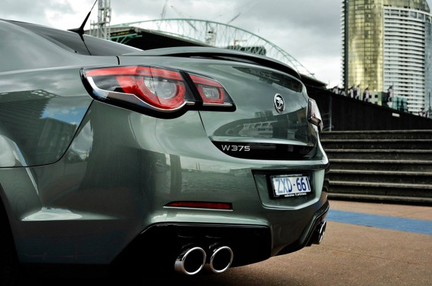 Walkinshaw Performance W375 HSV Gen F-14