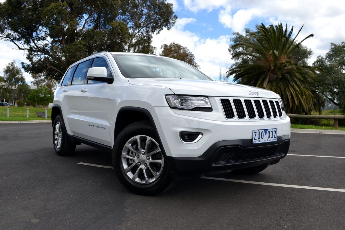 2013 jeep grand cherokee laredo review