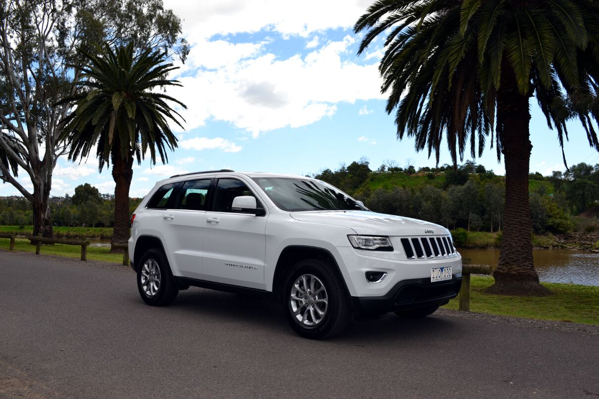Jeep Grand Cherokee Review: 2013 Laredo 4x2