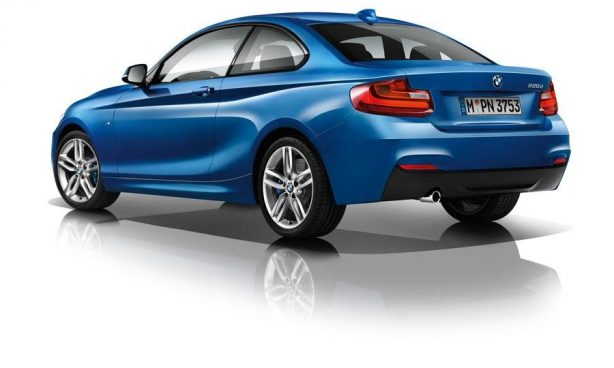 2014 BMW 2 Series 220d M Sport