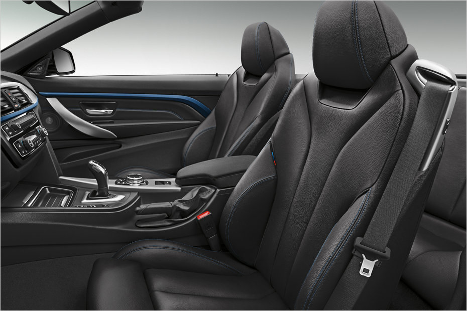 2014 Bmw 4 Series Convertible M Sport Seats Forcegt Com