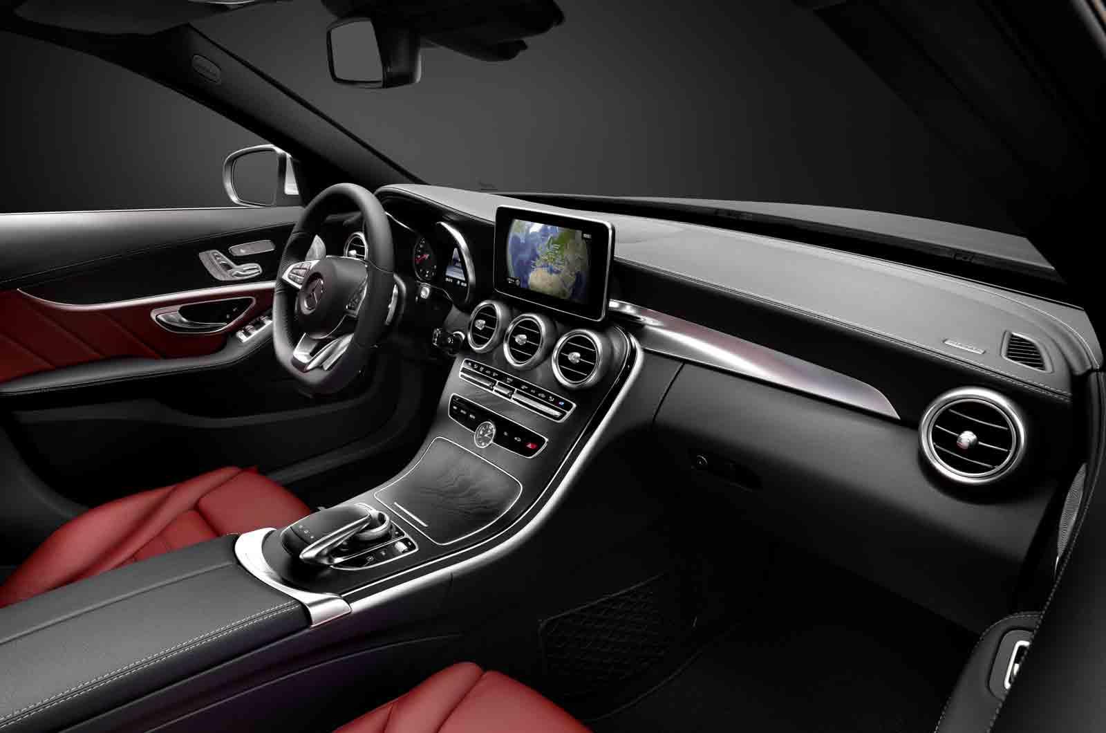 2014 Mercedes Benz C Class Interior Forcegt Com
