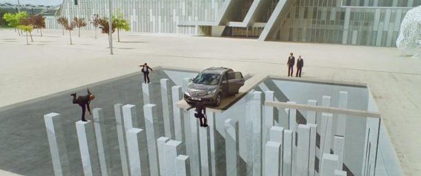 CR-V ad