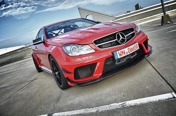 GAD-Motors-Mercedes-C63-AMG-Black-Series-front-quarter