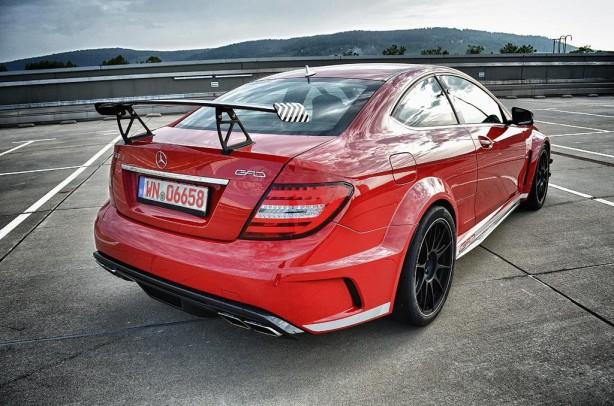 GAD-Motors-Mercedes-C63-AMG-Black-Series-rear-quarter