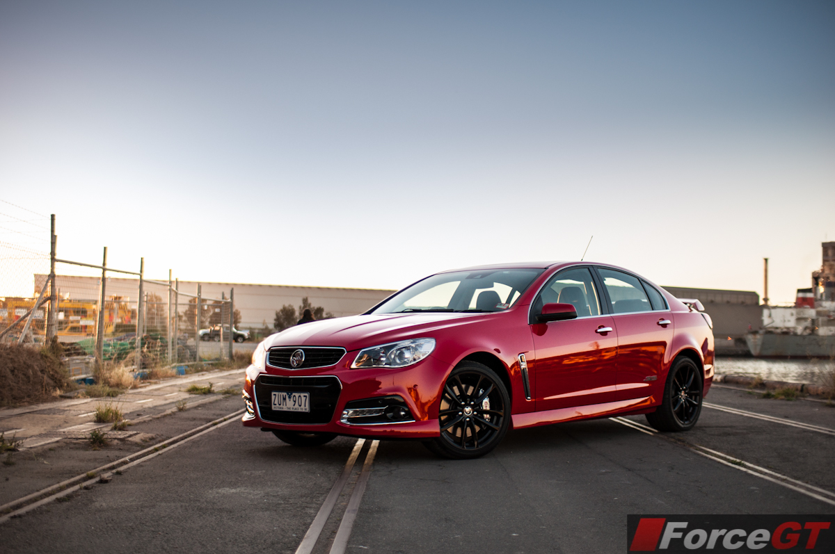 Holden Commodore Review: 2013 VF SSV Redline