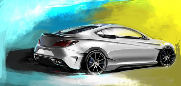 Hyundai-Genesis-Coupe-Legato-Concept-SEMA-rear-quarter
