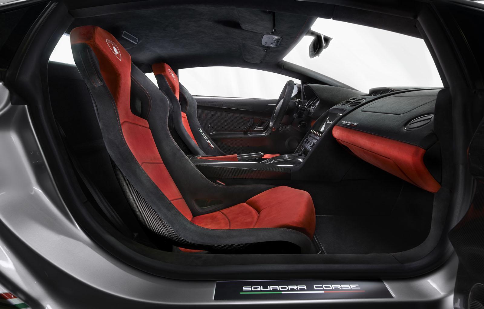 Lamborghini Gallardo Lp570 4 Squadra Corse Interior Seats Forcegt Com