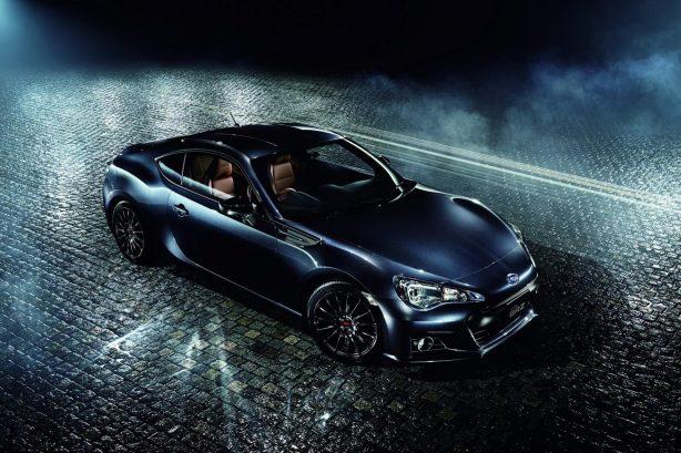 Subaru BRZ Premium Sport Edition top
