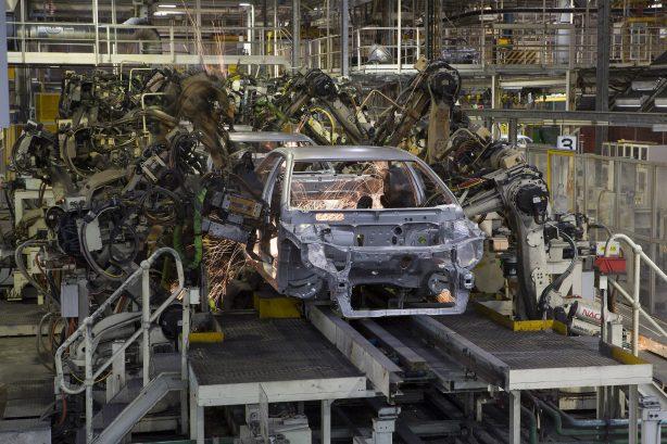 Toyota Australia Altona manufacturing facility