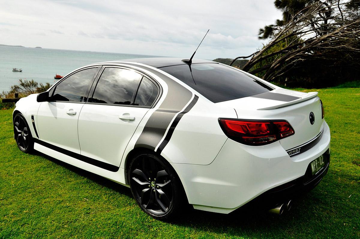 Holden Cars - News: Walkinshaw Performance VF Commodore ...