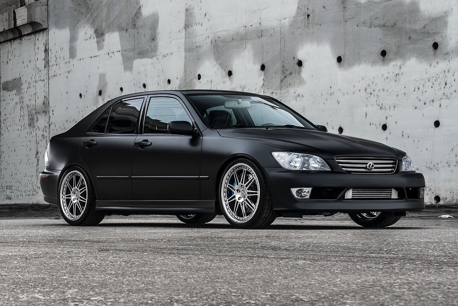 2004 Lexus IS 300 Cortez Front Quarter