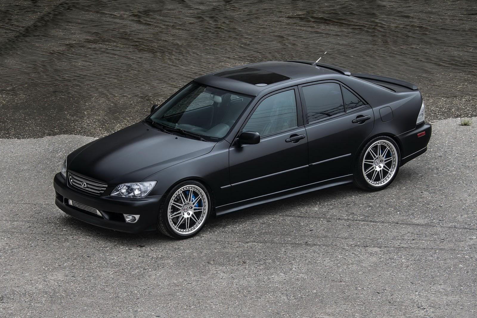 2004 Lexus Is 300 Cortez Forcegt Com