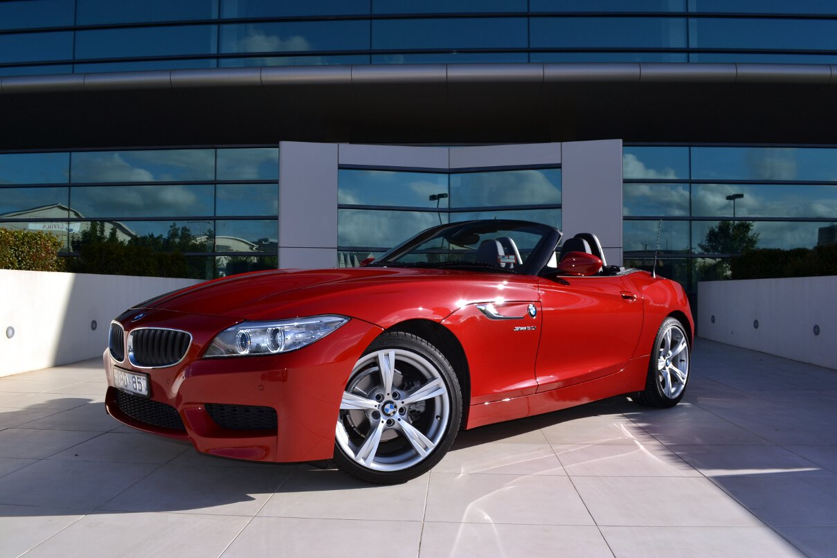 Bmw Z4 Review 2013 Bmw Z4