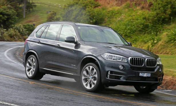 2014-BMW-X5-front-quarter