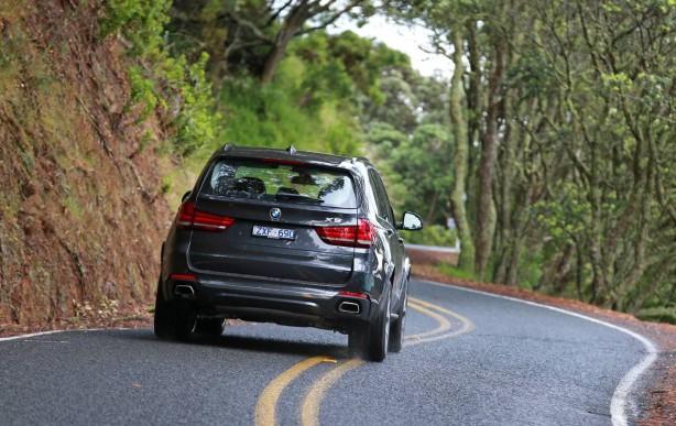 2014-BMW-X5-rear