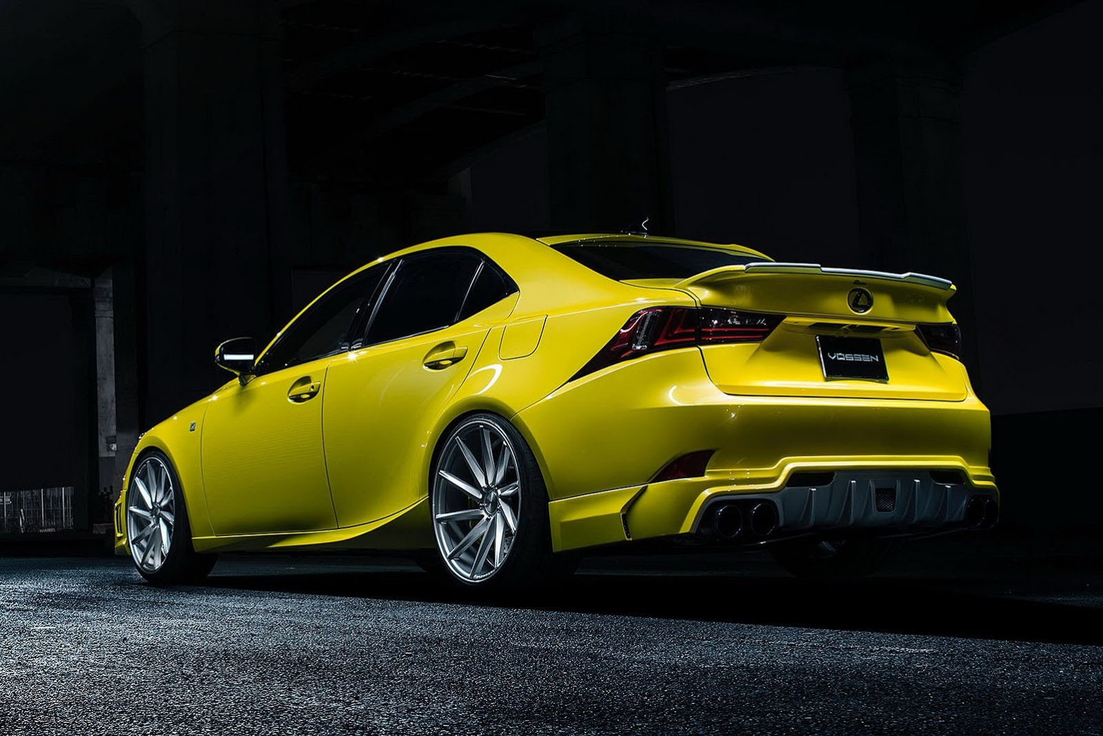 Lexus Cars News Customised Sedans For 2013 Sema Show