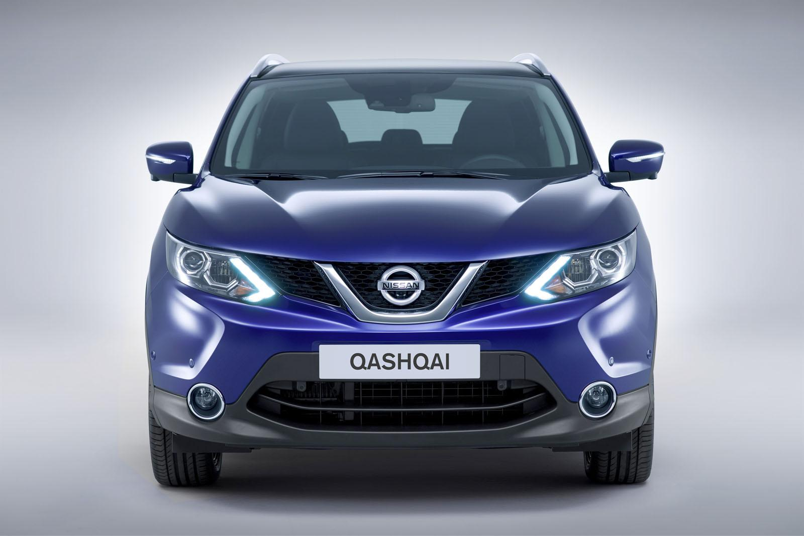 Nissan Cars - News: All-New Qashqai pricing and specification