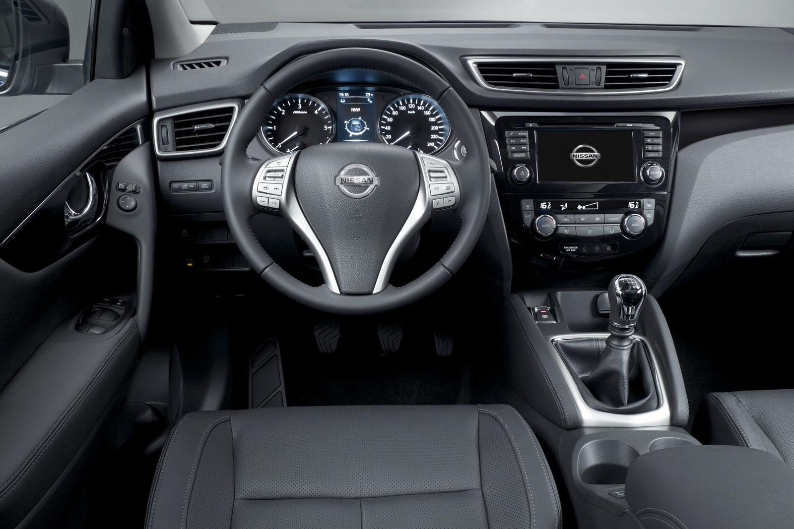 Nissan Cars - News: 2014 Nissan Qashqai officially unveiled