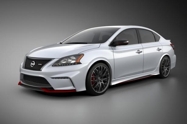 Nissan NISMO Sentra Concept