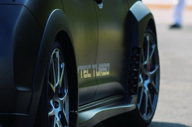 2015 Honda Civic Type-R body kit