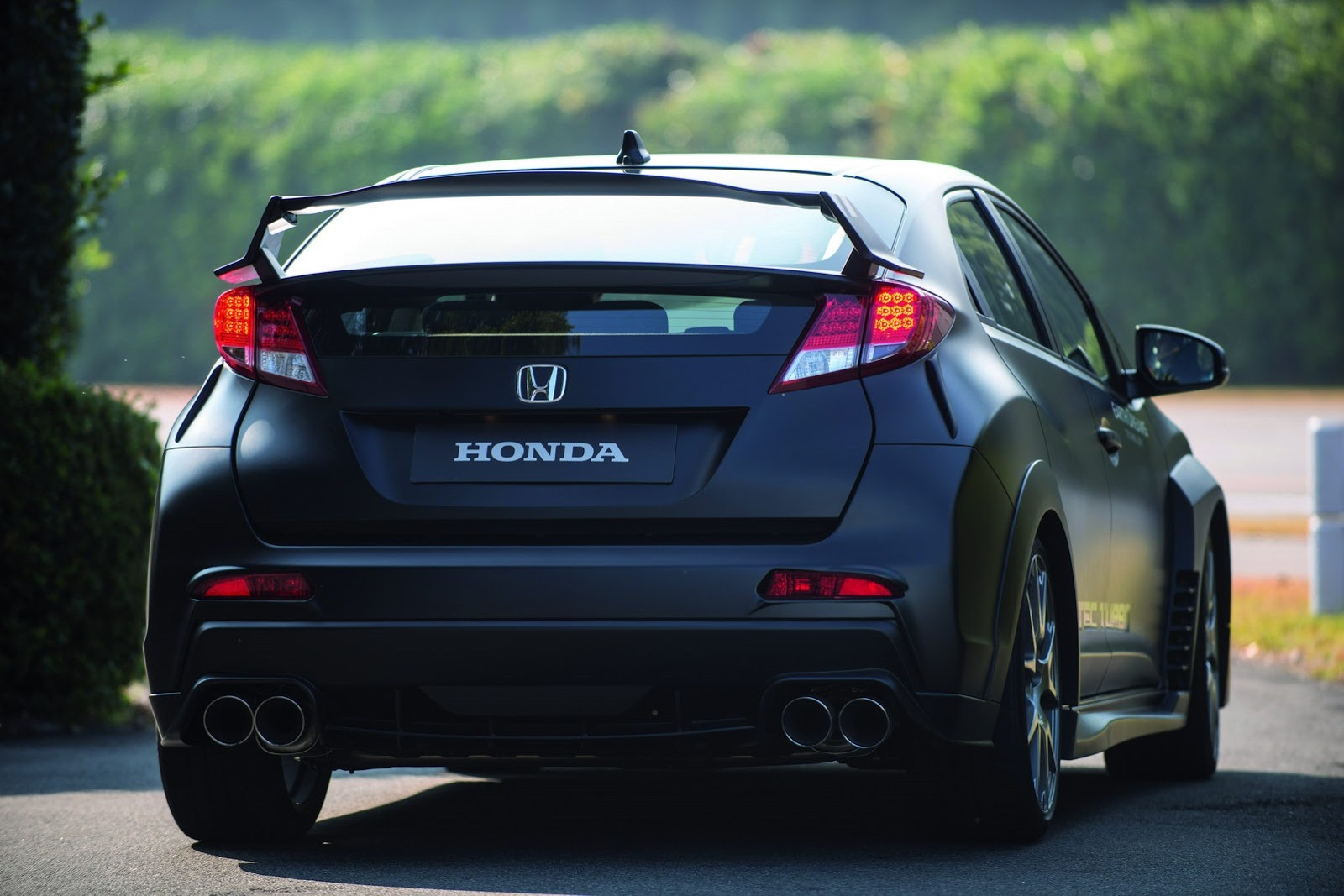 Honda Cars News 2015 Civic Type R Unveiled