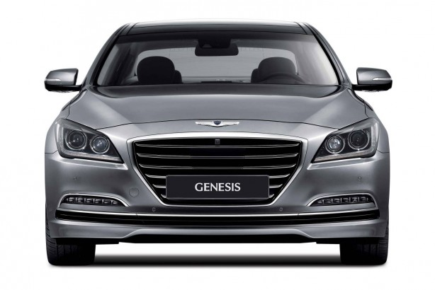 All-New-Hyundai-Genesis-front