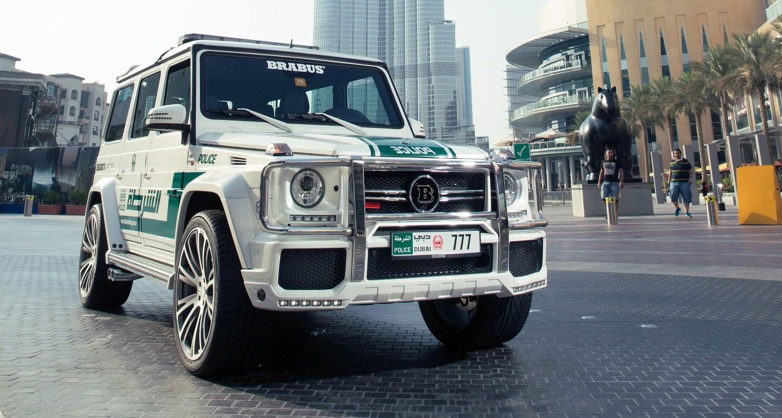 Lexus El Monte >> Mercedes Cars-News: Dubai Police's Brabus B63S-700 Widestar