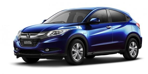 Honda-VEZEL-front-quarter3