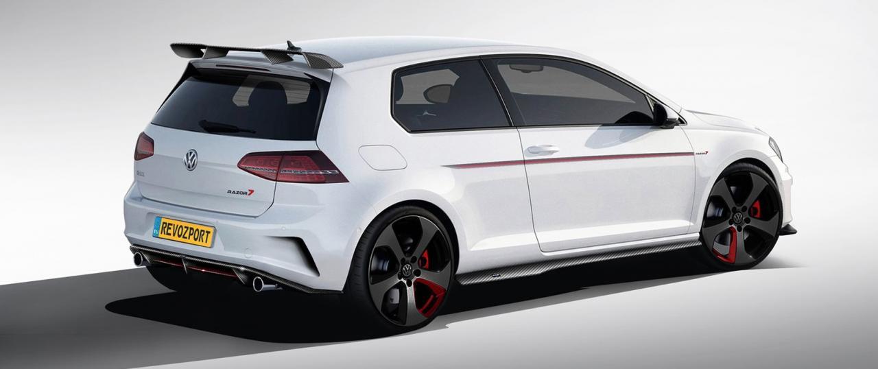 volkswagen cars news revozport tunes mk7 golf gti. Black Bedroom Furniture Sets. Home Design Ideas
