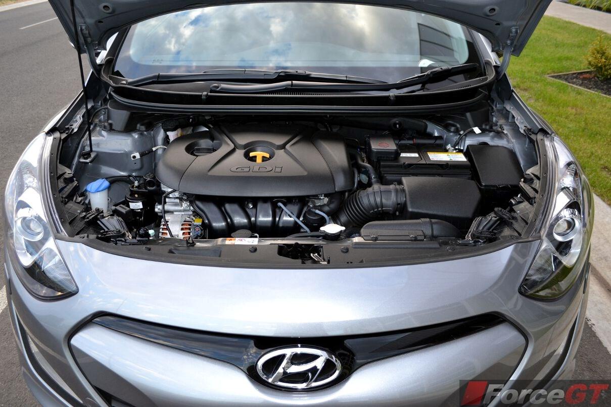 Hyundai I30 Review 2013 I30 Sr