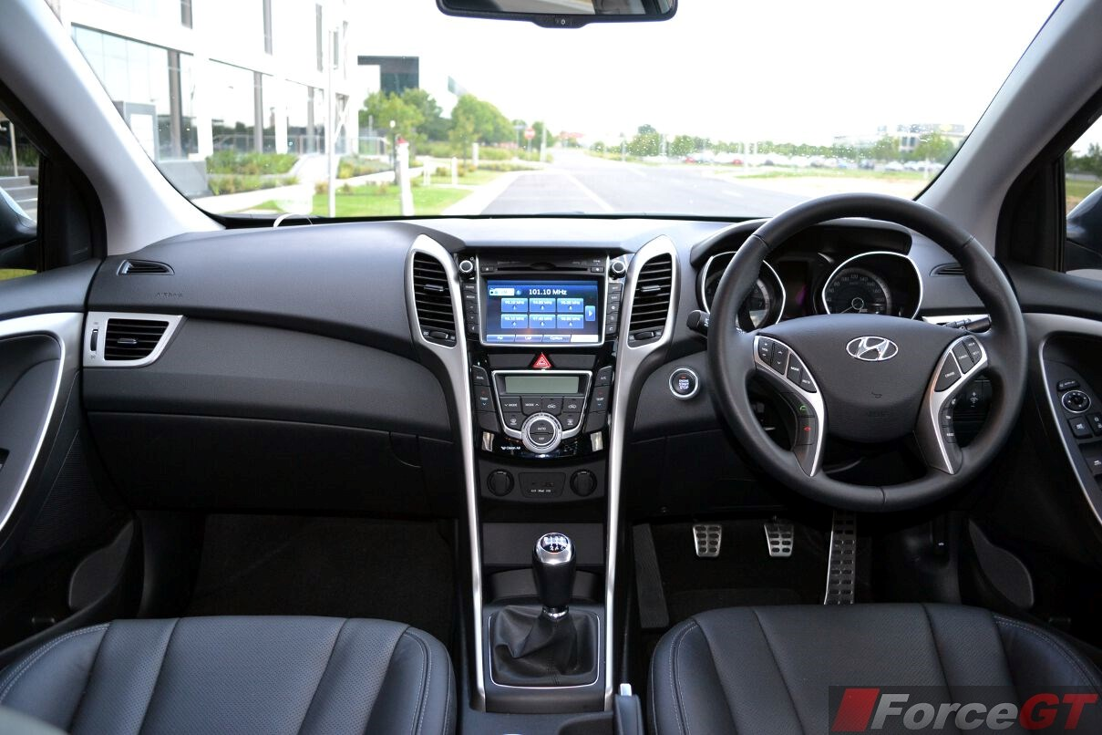 Hyundai I30 Review 2013 I30 Sr