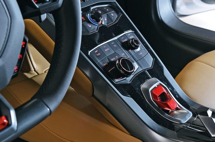 2015 Lamborghini Huracan Interior Start Button Forcegt Com