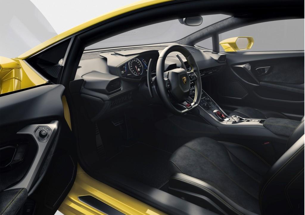2015 Lamborghini Huracan Interior Forcegt Com