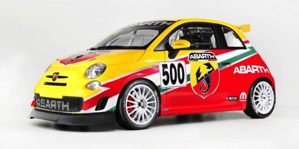 Abarth 695 Assetto Corse - main