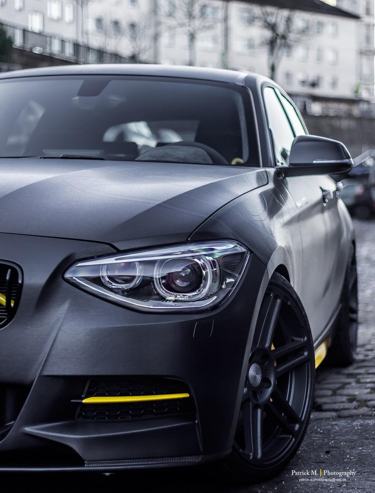 Bmw Tuning M135i Based Manhart Mh1 400 With 294kw