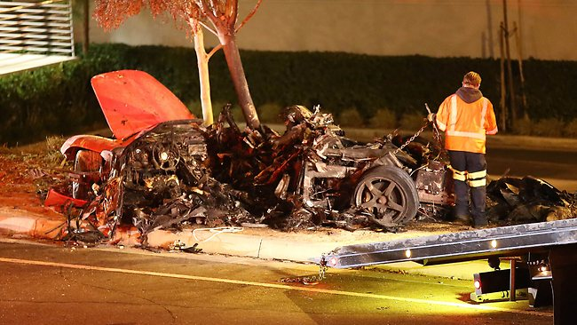 Fast Amp Furious Star Paul Walker Killed In Fiery Car Crash