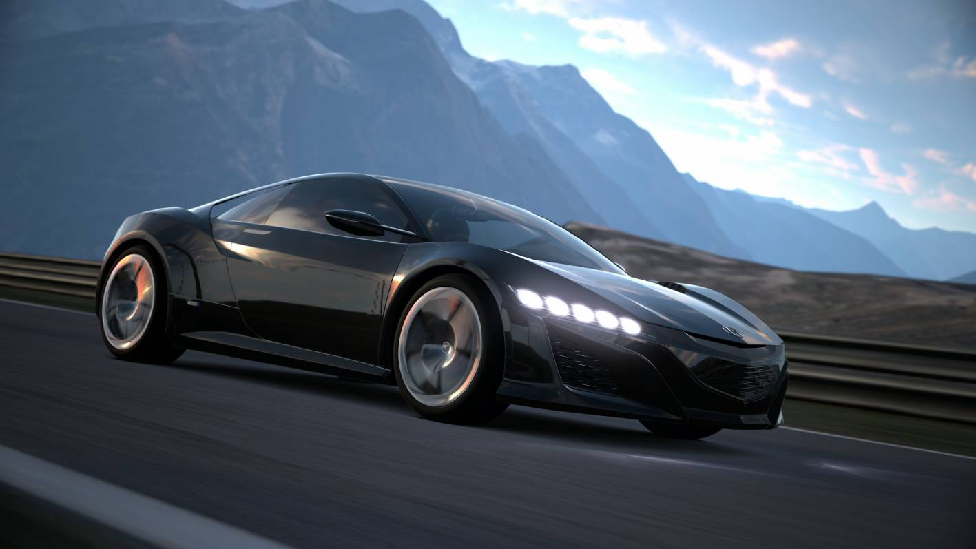 Bel Air Toyota >> Honda Cars - News: NSX Concept to debut in Gran Turismo 6