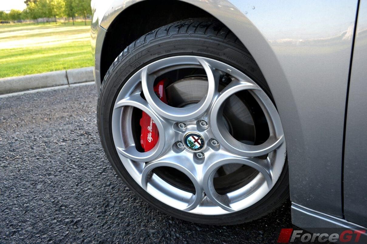 2013 Alfa Romeo Giulietta Qv Wheel Forcegt Com