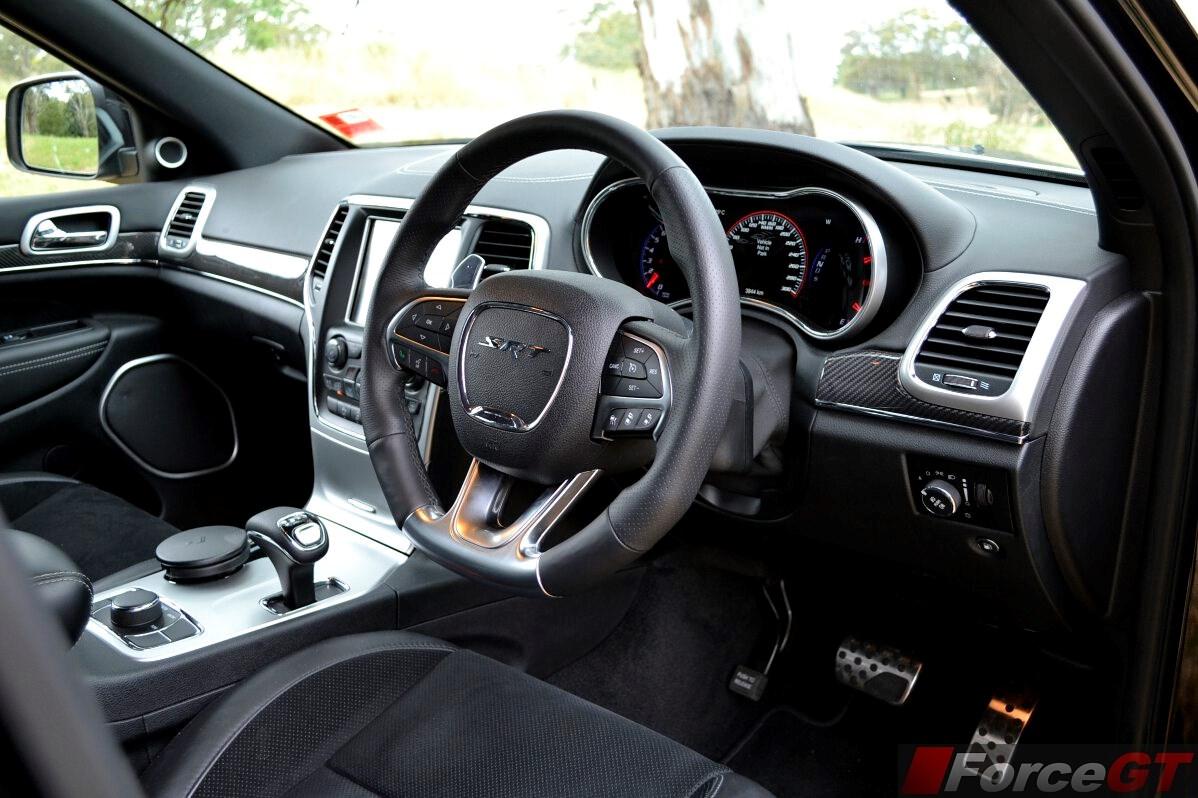 2013-Jeep-Grand-Cherokee-SRT8-interior - ForceGT.com