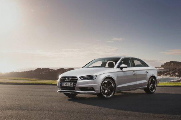 2014-Audi-A3-Sedan-TDI-Ambition-front-quarter
