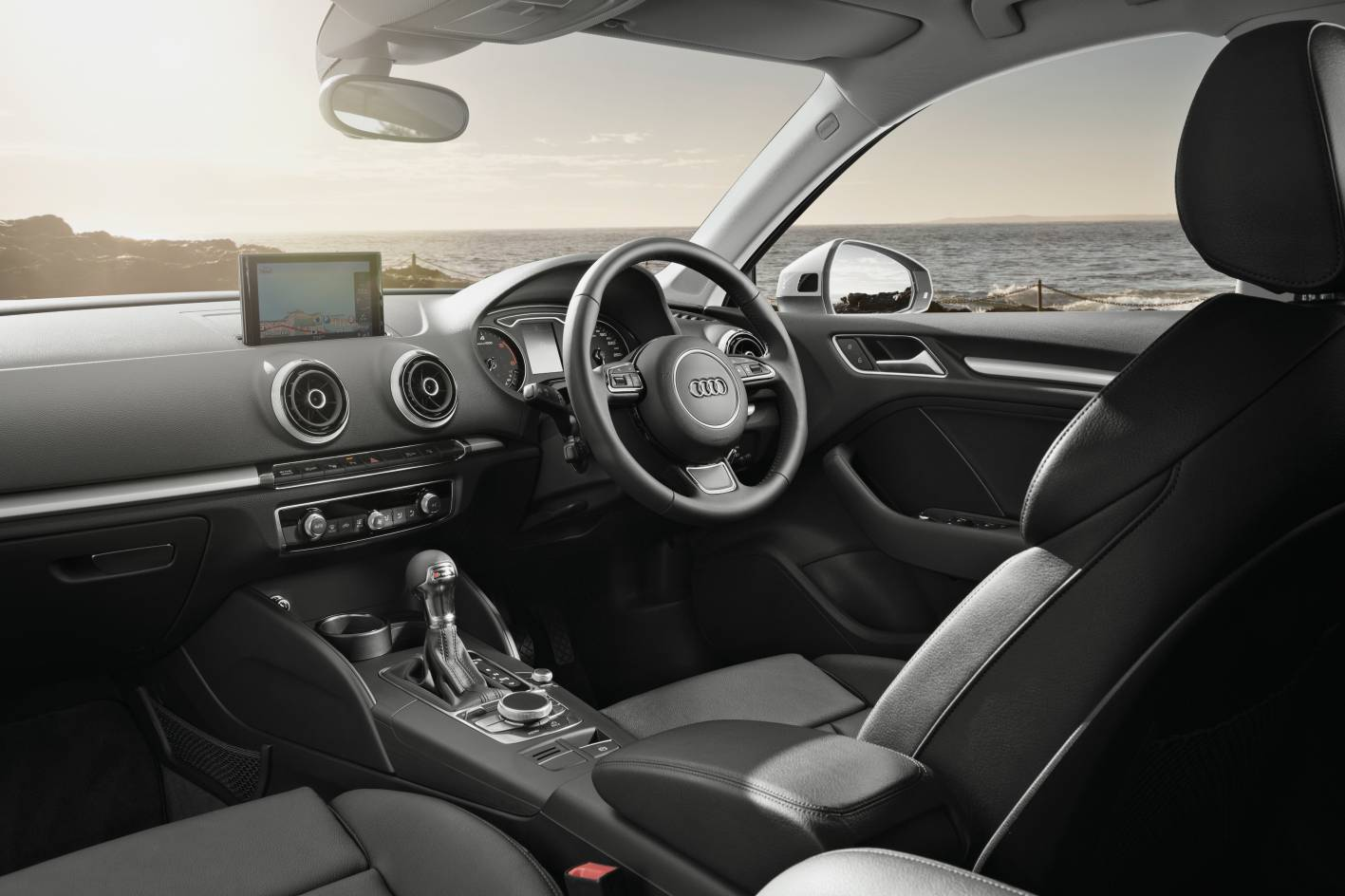 2014 Audi A3 Sedan Tdi Ambition Interior Forcegt Com