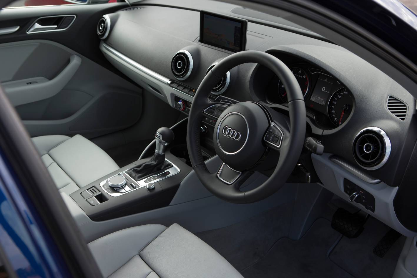 2014 Audi A3 Sedan Tfsi Ambition Interior Forcegt Com