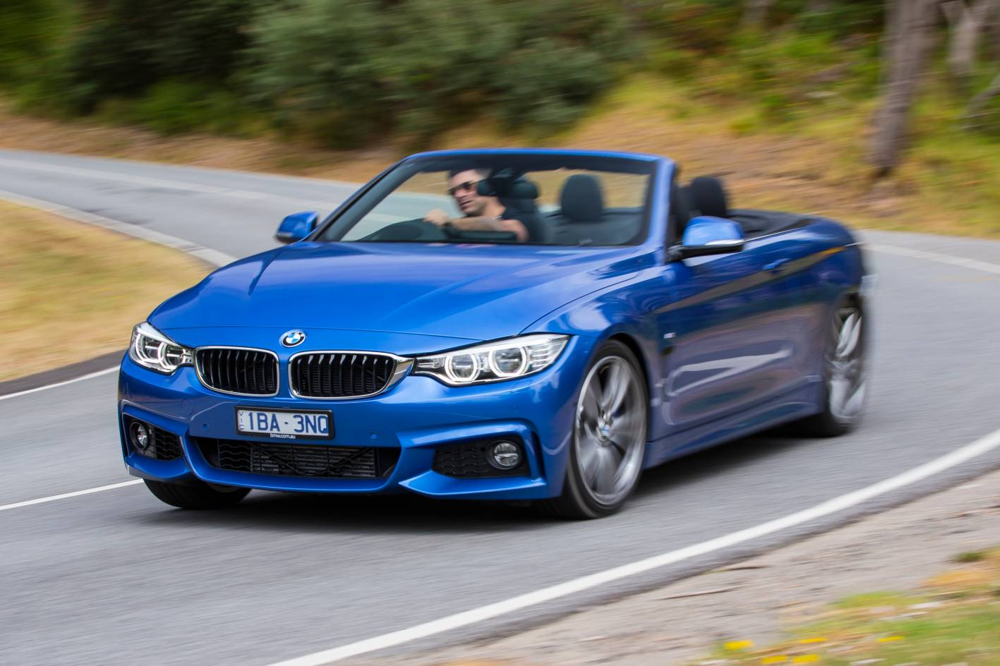 2014 bmw 4 series convertible 435i rolling. Black Bedroom Furniture Sets. Home Design Ideas