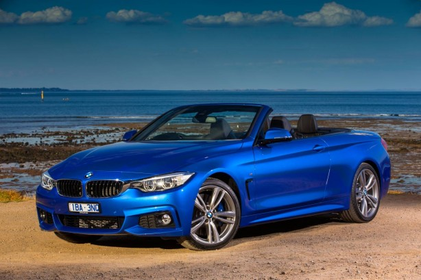 2014-BMW-4-Series-Convertible-front-quarter