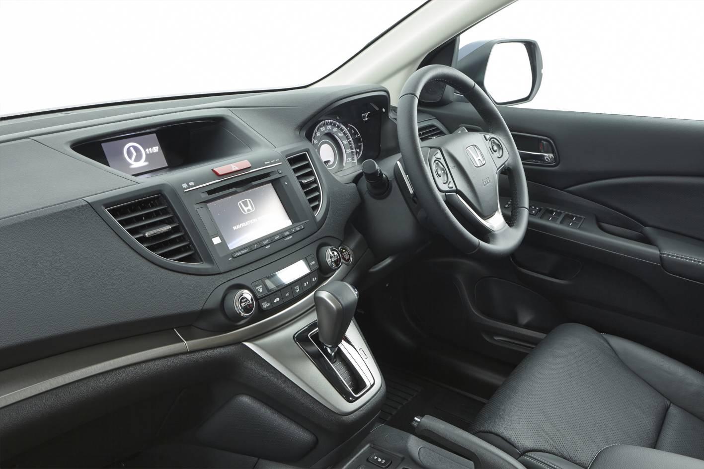 2014 Honda Cr V Diesel Dti L Interior Forcegt Com