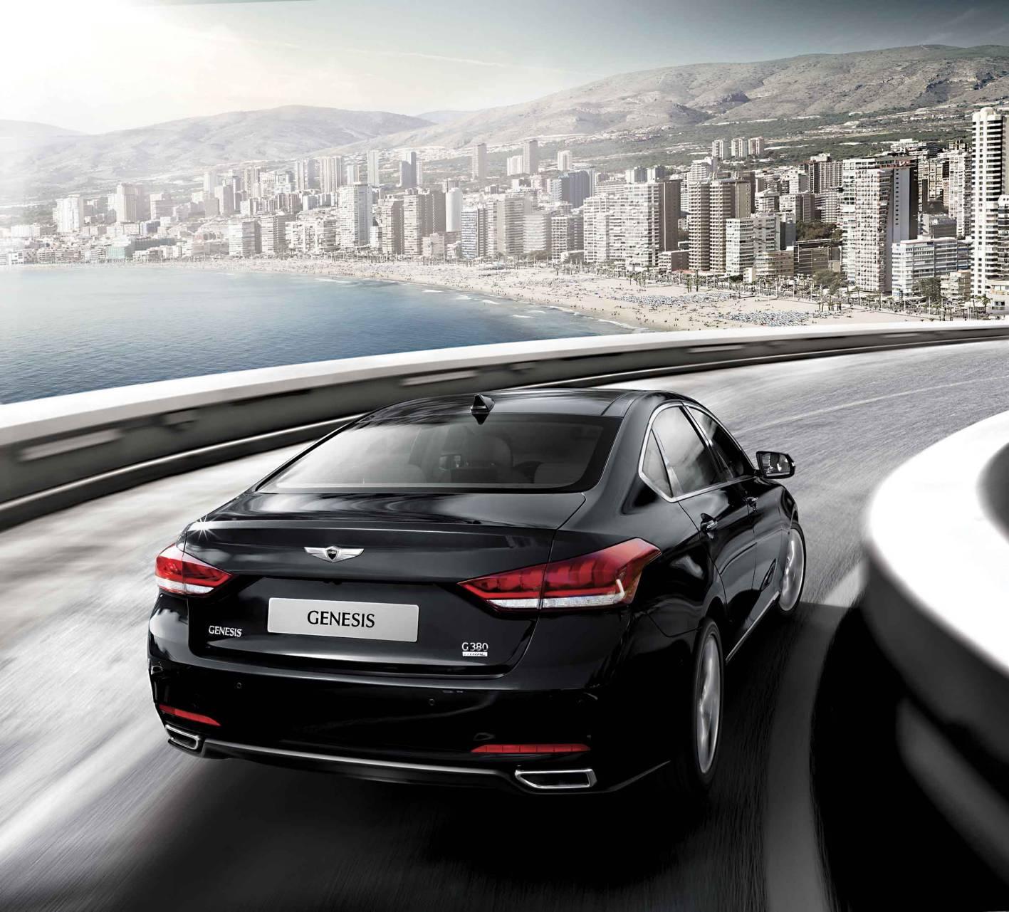 Hyundai Cars News Rear Drive Genesis Sedan Arrives In July